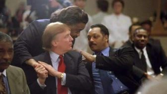 Donald Trump and His Black Outreach Strategy